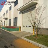 Lange Nutzungsdauer-Qualitäts-automatische industrielle obenliegende schiebende Garage-Innenmotorantriebsschnitttüren