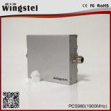 1000m2 de alto ganancia PCS980 1900MHz 3G repetidor de señal para móviles