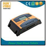 contrôleur solaire de charge de 20A 12V 24V 48V