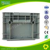 Plastikbehälter mit Kappen für Lebensmittelindustrie