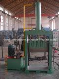 Máquina hidráulica de cortador de fardos de borracha única / máquina de corte de fardos de borracha