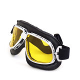 Anti Impact PC Lens espejo de gafas de Dirt Bike Riding