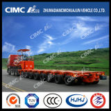 Cimc Oca-Neck Multi-Axles Trailer Idraulico-Lift di Huajun per Special Use