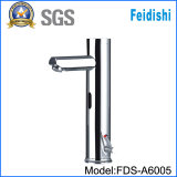 Tapkraan van de Sensor van het Messing van de hoogste Kwaliteit de Automatische voor het Gebruik van het Koude en Hete Water (fds-A6005)