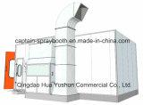 Stanza del rivestimento, cabina della vernice di spruzzo con l'alta qualità