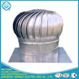 圧縮空気非力の屋根の換気装置のファン