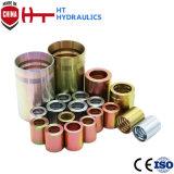 30 da fábrica hidráulica do encaixe de mangueira do fabricante anos de virola fêmea hidráulica (00110 00210)