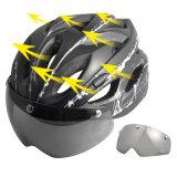 Rua da cidade trafega Bike capacete para adultos de aviões de andar de bicicleta