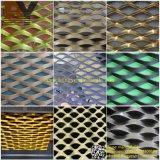 Rete metallica ampliata/maglia d'acciaio del metallo/maglia di alluminio