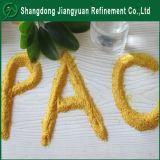 Suministro de fábrica Floculante inorgánico del polímero / productos químicos del tratamiento de agua / PAC / cloruro de aluminio polivinílico