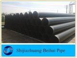De Pijp ERW Ansib36.10 Sch80 van het roestvrij staal