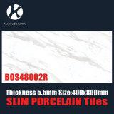 mattonelle sottili della porcellana delle mattonelle della porcellana lustrate 400X800mm di formato di spessore di 5.5mm