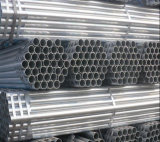 Q235 ERW schweißte Vor-Galvanisiertes quadratisches Vierecks-Stahlrohr
