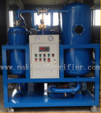 Ty serie de vacío Turbina Línea dispositivo de purificación de aceite