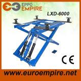 Le premier ce évalué a certifié l'élévateur de véhicule des ciseaux Lxd-6000