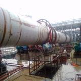 Horno grande del tambor rotatorio de la arena de Taoli de la capacidad de proceso