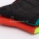 Hoge Sokken van de Knie van dames de Kleurrijke in Dubbele Cilinder