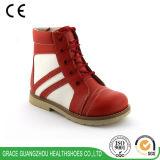 De rode/Roze het Helen van Kinderen Orthopedische Laarzen van de Winter met Thomas Heel