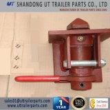 Einzelner Gussteil-Behälter-rotierender Torsion-Verschluss für LKW und Schlussteil