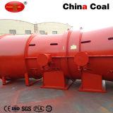 Ventilador de ventilación a prueba de explosiones del flujo axial del extractor de la explotación minera de subterráneo