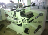Découpe rotatif avec coupeuse en long de la machine pour l'étiquette ordinaire