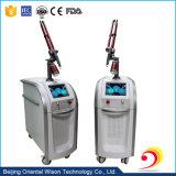 Q switched ND YAG Laser Picosecond Máquina de remoção de pigmento de comprimentos de onda de laser