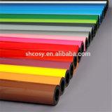 Hete Verkoop 1.22*50m de Hoge Glanzende VinylSticker van de Kleur van pvc