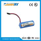 Batería primaria del litio de 3.0V para los perseguidores animales marinos (CR17450)