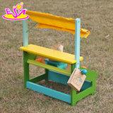 Новая конструкция смешные фрукты воспроизведения установите деревянный Детский магазин игрушек W10A060