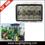 12V 6X4in Rechthoekige 60W van het LEIDENE van de Straal CREE van Hi/Lo Lichten Werk van de Tractor voor John Deere