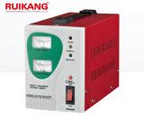einphasig-Digitalanzeigen-Spannungskonstanthalter Wechselstrom-5kw für Haushaltsgeräte