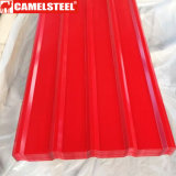 Сталь катушки цвета Camelsteel для крыши металла покрывает машину