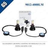 Het LEIDENE van Lmusonu G5 9012 Licht van de Mist met Ventilator die 9-36V 40W 4000lm 9012 LEIDENE Koplamp voor Auto's koelen