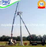 20kw generador de viento de alta eficiencia de la turbina