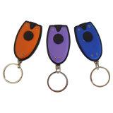 Werbeartikel Mini-Kunststoff- LED Schlüsselanhänger mit Licht