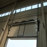 Ontwerp van de Deur van de Afstandsbediening van de fabriek het Lucht Industriële Stevige Sectionele