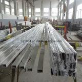 De Holle Vierkante Pijp van het roestvrij staal