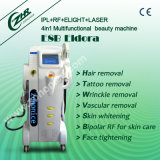 Máquina Multifunctional da beleza do laser de E8b-Eldora 4in1 IPL RF Elight YAG