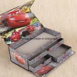 Custom ручной работы высшего качества печати Cute детей в поле бумаги цветы в салоне