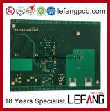 10 Schichten Leiterplatte Schaltkarte-Hersteller-mit RoHS Befolgung