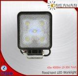 40W IP68 4000lm LEDのヘッドライト