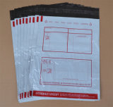 Sac fait sur commande d'annonce d'UPS de sac de courier du plastique TNT d'usine