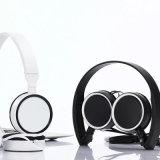 Jack de 3,5 mm mágico sonido lindo color de los auriculares Auriculares de diadema plegable