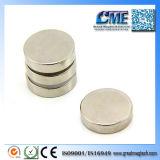 Weinig Magneet van de Zeldzame aarde van het Neodymium van de Cilinder van de Schijf