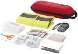 Regalos promocionales de productos farmacéuticos Outdoor Car Kit de Primeros Auxilios portátil