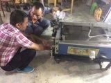構築の自動壁のコンクリートミキサー車プラスター機械