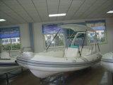 肋骨のボート/堅く膨脹可能なボート(Rib580B熱い) -非常に
