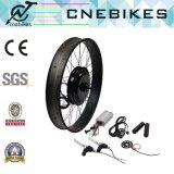 48V de alta velocidad de 1000W de neumáticos de la grasa de la rueda de bicicleta kit de motor eléctrico con batería