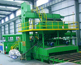Máquina de limpieza de acero (QXY-300 QXY-200 QXY-4500 QXY-1500)