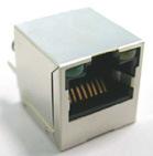 Магнитные разъемы PCB RJ45